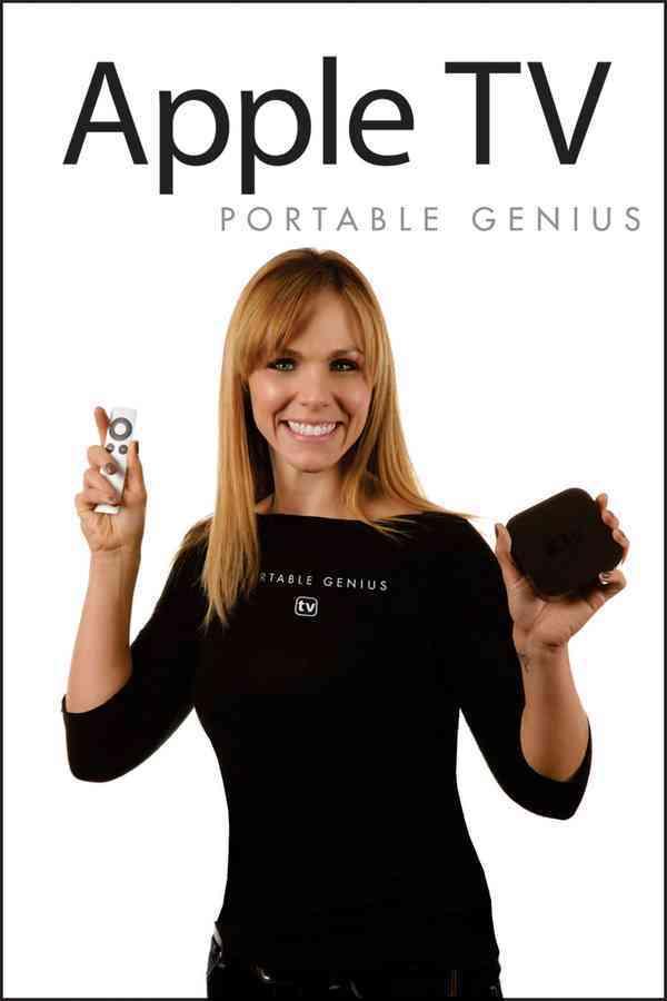 Apple TV Portable Genius By Hart-Davis, Guy